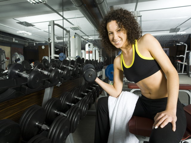 Gym for sale: Fitness Center - 3000 Members